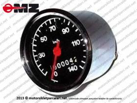 MZ 125, 150, 250, 251, 301 KM (Kilometre) Gösterge Saati - EM - germany