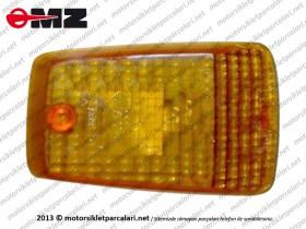 Kanuni MZ 125 Sportstar, 125s Klasik Sinyal Camı Pagani