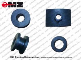 Kanuni MZ 125 Sportstar Benzin Depo Takozları - Takım - ORJİNAL
