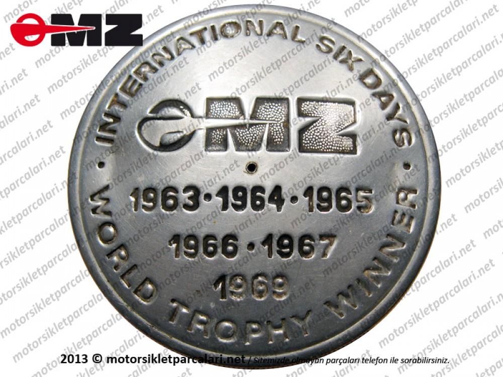 MZ 125, 150, 250 Benzin Depo Kapağı - Sıfır