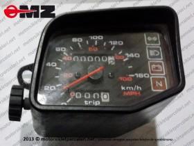 MZ 125, 150, 251, 301 KM (Kilometre) Gösterge Saati - Kare