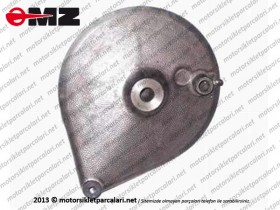 MZ 250 Ön Fren Balata Kapağı - Kampana Fren