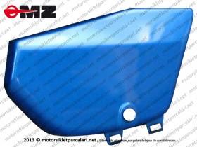 Kanuni MZ 125 Sportstar Sağ Yan Kapak - ORJİNAL