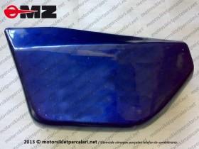 Kanuni MZ 125 Sportstar Sol Yan Kapak - ORJİNAL