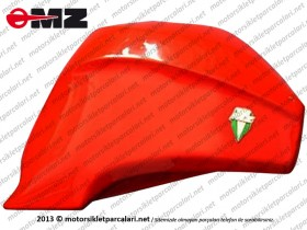 Kanuni MZ 125 Sportstar Benzin Deposu (YEŞİL) - ORJİNAL