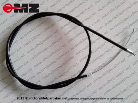 Kanuni MZ 125 Sportstar, 125s Klasik Gaz Teli