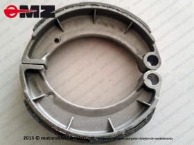 MZ 251, 301 Arka Fren Balatası Çelik Jant (Alsan)