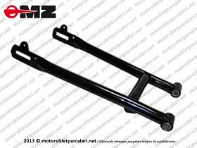 Kanuni MZ 125 Sportstar, 125s Klasik Arka Salıncak - ORJİNAL