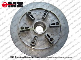 MZ 251,301 Zincir Dişli Alüminyumu - Çelik Jant