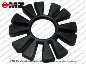 MZ ETZ 251, 301 Cush Drive Rubbers - Çelik Jant