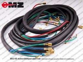 MZ 125, 150, 250, 251, 301 Elektrik Tesisatı - Komple - EM