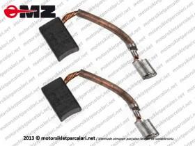 MZ 125, 150, 250, 251, 301 Kömür - Takım EM