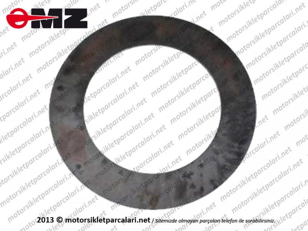 MZ 125, 150 Debriyaj Baskı Sacı - GERMANY