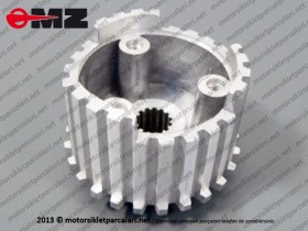 MZ ETZ 125, 150 Clutch Inner Tappet, Hub Gear