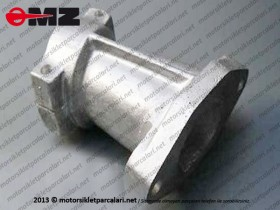 MZ 250, 251, 301 Kabüratör Manifoldu - Eski Model