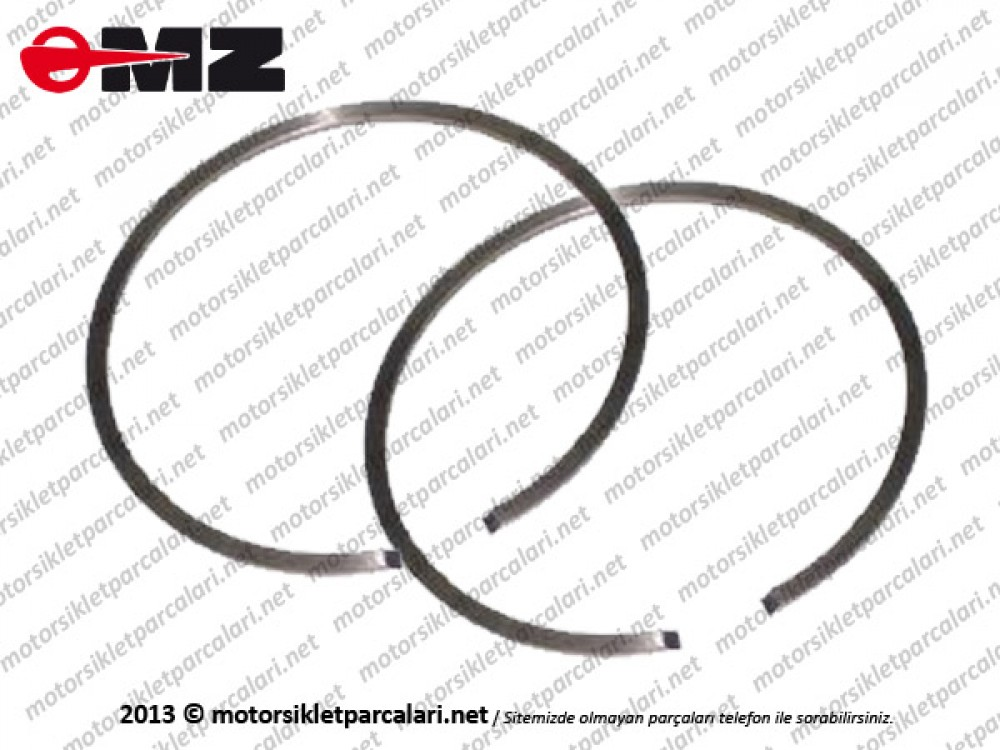 MZ ETZ 301 Piston Rings Set