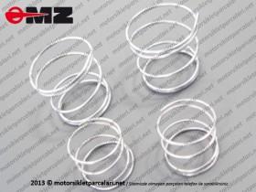 MZ ETZ 125, 150, 250, 251, 301 Front Shock Absorber Spring for Final Stop - Set
