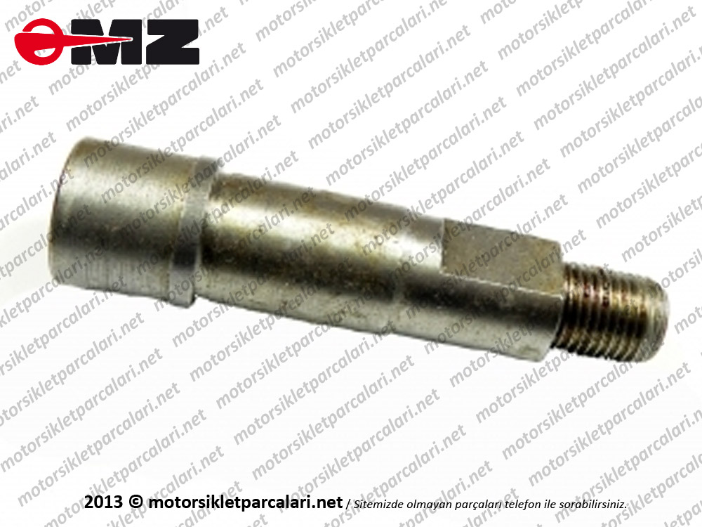 MZ 125, 150 Arka Dişli Göbek Vidası - GERMANY
