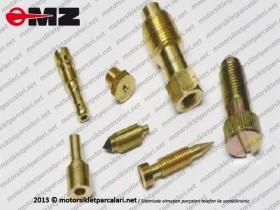 MZ ETZ 125, 150 Carburetor Repair Kit - New Model