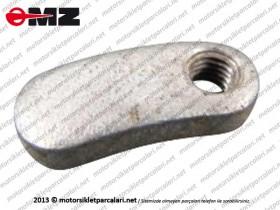 MZ 125, 150 Motor Kulağı Sol Tespit Civatası - GERMANY