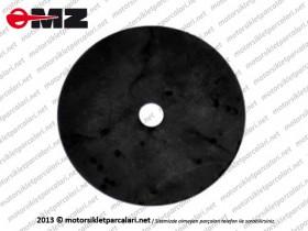 MZ 250, 251, 301 Şanzıman Bilya Kapağı Sacı - ORJİNAL