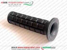 MZ 125, 150, 250, 251, 301 Handlebar Grip Rubber - Left