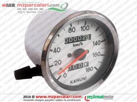 MZ 251, 301 KM (Kilometre) Gösterge Saati yan sanayi