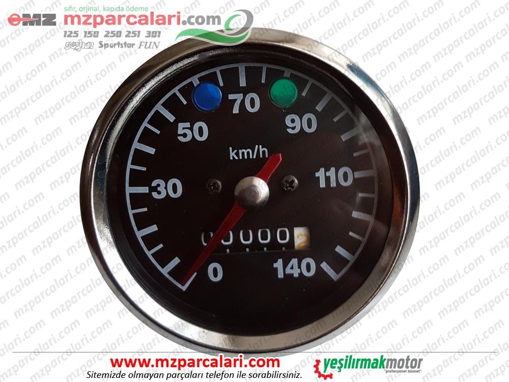 MZ 125, 150, 250, 251, 301 KM (Kilometre) Gösterge Saati - EM - TİP 2