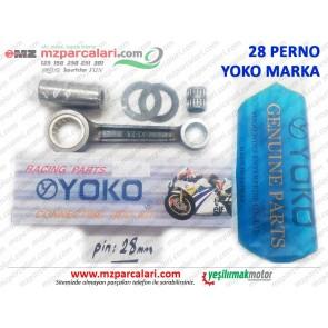MZ 250, 251, 301 Krank Kolu YM 28 PERNO - YOKO Marka