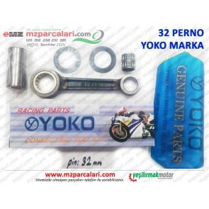 MZ 250, 251, 301 Krank Kolu EM 32 PERNO - YOKO Marka