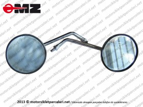 MZ Seyhan 251, 301 Ayna - Yuvarlak Ayna Takımı