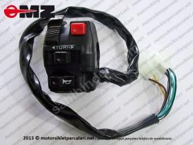 MZ 125, 150, 250, 251, 301 Kumanda Paneli (Tüm Modellere Uyumlu Tip)