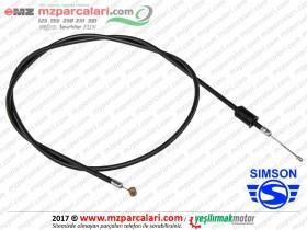Simson Gaz Teli - SD50, SR50, SR80