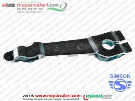 Simson Arka Fren Çatalı - SR50, SR80