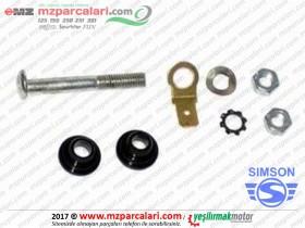 Simson Arka Fren Müşürü, Sürgülü Tip - S51, S53, SD50, SR50, SR80