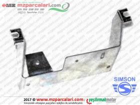 Simson Ateşleme Kontrol Ünitesi Montaj Plakası - S51, S53, SD50, SR50, SR80