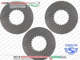 Simson Debriyaj Ara Sacı Takımı - S51, S53, SD50, SR50, SR80