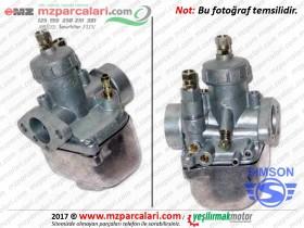 Simson Karbüratör Komple - S51, S53, SD50, SR50, SR80