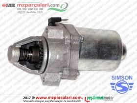 Simson Marş Motoru - SD50, SR50, SR80