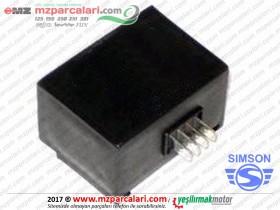 Simson Regülatör, Şarj Konjektörü 12V - S51, S53, SD50, SR50, SR80