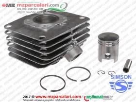 Simson Silindir, Piston, Sekman Seti - S51, S53, SD50, SR50