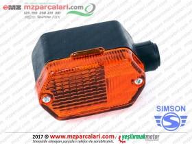 Simson Sinyal Kare - SD50, SR50, SR80 AVRUPA