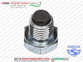Simson Yağ Boşaltma Tapası - S51, S53, SD50, SR50, SR80