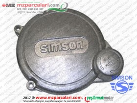 Simson Zincir Ön Dişli Kapağı - SD50, SR50, SR80
