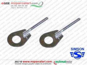 Simson Zincir Gergi Takımı - S51, S53, SD50, SR50, SR80