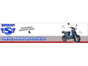 Simson SR50, Simson SR80 Parts